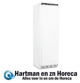 CD613 - Polar 1-deurs vrieskast wit 365 liter