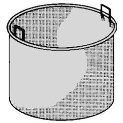 A9/CP-101 Mand 1 sector, 100 liter Diamond