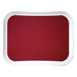 GH237 - Cambro dienblad Versa Lite rood 33(b) x 43(l) cm