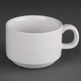 CC200 -  Koffiekop, 21cl. Prijs per 24 stuks