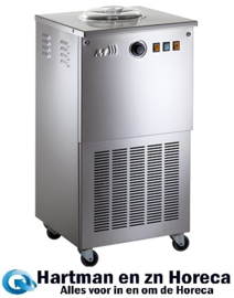 406010 - IJsmachine - Sorbetiere - Musso - Consul - 12 liter