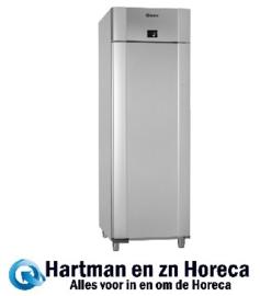 960600131 - Gram ECO EURO koelkast met dieptekoeling - euronorm - ECO EURO M 60 RCG L2 4N - enkeldeurs - Vario Silver