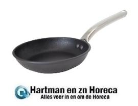 DN890 - De Buyer Choc inductie antikleef aluminium koekenpan 20 cm