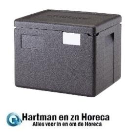 DW571 -Cambro Cam GoBox geïsoleerde voedselcontainer 22,3ltr