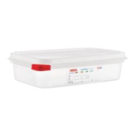 GL263 - Araven GN1/4 voedseldoos met deksel 1,8 Liter