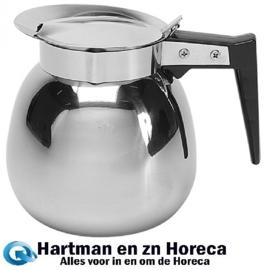 061001 - Koffieschenkan roestvrijstaal 1.8 Liter