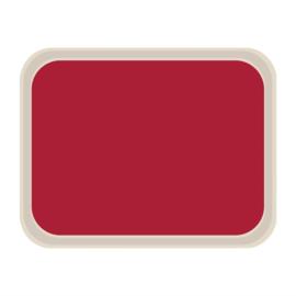 DS087 -Roltex Original dienblad rood 47x36cm