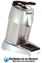 408013 - Santos - Super - Chrome - Horeca citruspers No.10