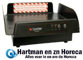 TCS/T 200 - SMALL en TALL - CookTek ThermaCube Delivery Charger