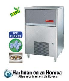 ICE155AS-R2 - Korrelijsmachine 153 kg met lucht gekoeld plus 55 kg reserve DIAMOND HORECA