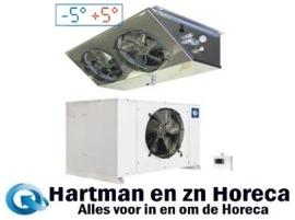 HP122-NP - Koelmotor 35,42 m³ buiten opstelling Temperatuur  +5° -5° DIAMOND