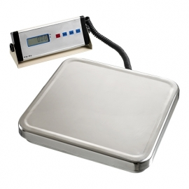 311062 - WEEGSCHAAL, ELEKTRONISCH 150 kg