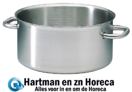 K793 -Bourgeat Excellence RVS kookpan 18,3L