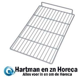 210RG/CL - Rooster voor tafels COMPACT Line, mm (BxDxH) : 328x530  DIAMOND