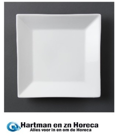 C360 - Olympia vierkant bord 25 cm