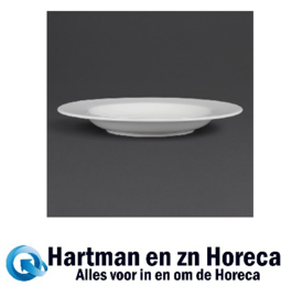 CB485 - Olympia pasta bord Ø 31 cm. Prijs per 4 stuks.