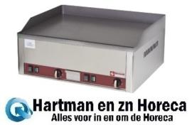 EFT66/T-N - Vlakke elektrische bakplaat -Top- DIAMOND
