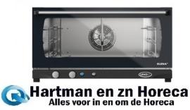 596111 - LineMiss Manual ELENA - Heteluchtoven - 3x 600x400 mm UNOX