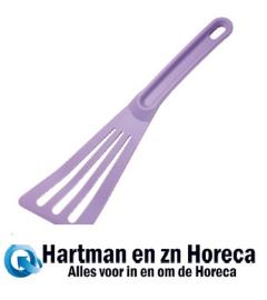 CL696 -Mercer Culinary Hells Tools geperforeerde spatel paars