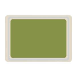 DS082 - Roltex Original dienblad groen 53 x 37 cm