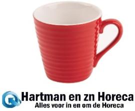 DH632 -Olympia Café mokken rood 34cl