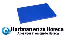 HC871 -Hygiplas LDPE snijplanken blauw