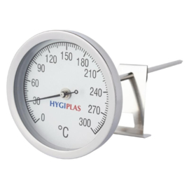 J203 - Hygiplas vleesthermometer Bereik: 0°C tot +300°C