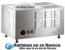 406001 - IJsmachine - Sorbetiere - Musso - Stella - 5 liter
