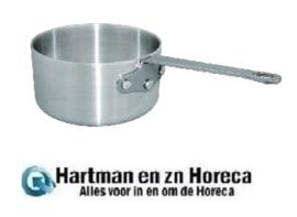 K724 - Vogue aluminium steelpan  18 cm