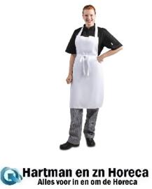 A522 - Whites halterschort wit XL