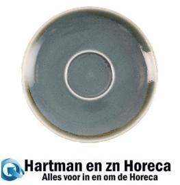 GP347 - Olympia Kiln cappuccinoschotels blauw 14cm