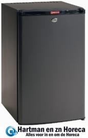 C520S/T - Mini-bar volle deur 52 liter DIAMOND