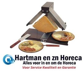 202070 - Raclette-apparaat voor 1 tot 4 personen met verwarmingselement