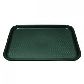 DP214 - Kristallon dienblad groen 34,5x26,5cm