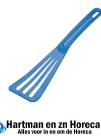 CN624 -Mercer Culinary Hells Tools geperforeerde spatel blauw 30,5cm