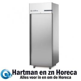 HXP700TN - Koelkast RVS 18/10 magnum/xp GN2/1 - Temperatuur: -2°/+8°C TOPCOLD