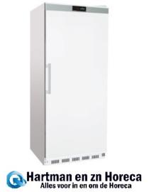 GK60 - Geventileerde koelkat +1/+10°C - Wit - 770x750x1900mm TOPCOLD