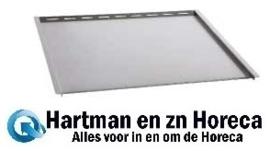 PC-4136 - Aluminium schaal voor oven FMX-4136, mm (BxDxH) : 419x335xxh10 DIAMOND