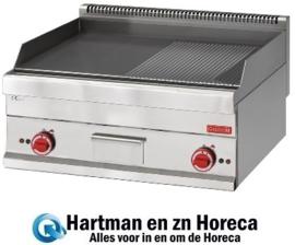 GN061 - Gastro-M  650-serie elektrische bakplaat 65/70 FTRE