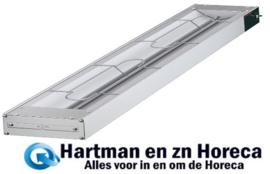 DGH-46 - Warmhoudbrug, voedselwarmer, plafondmodel 460 mm DIAMOND