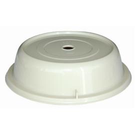 K499 - Vogue polycarbonaat bordendeksel 25,5cm
