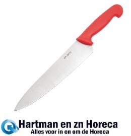 C886 - Hygiplas koksmes 25,5cm rood
