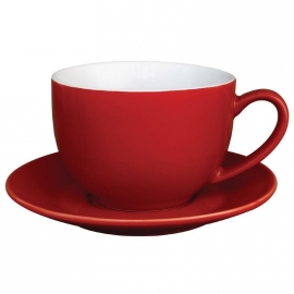 GK076 - Olympia cappuccino kop rood 34cl