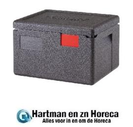 DW570 -Cambro Cam GoBox geïsoleerde voedselcontainer 16,9ltr