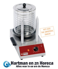 STAR-HD/R2 - Worsten verwarmer elektrisch, 2 staafjes DIAMOND