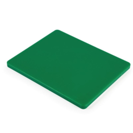 GL290 - Hygiplas LDPE GN1/2 snijplank groen 265x325x15mm
