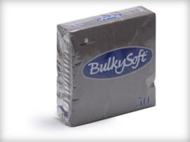 T32760 - Bulkysoft Servet 2 Laags 33×33 1/4 Vouw 1200 st Bruin