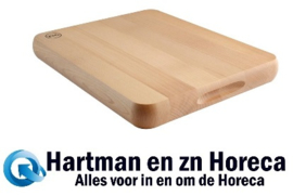 GJ510 - T&G Woodware beukenhouten snijplank medium 4(h) x 30,5(b) x 38(d)cm