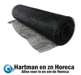 GH053 - Bar liner zwart 10 MTR