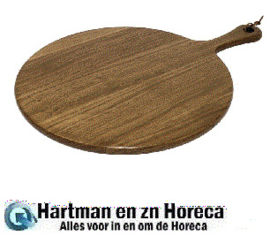 GM262 - Olympia Acacia plank rond 355mm